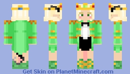 Second deadly sin (GREED) Minecraft Skin