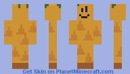 Living Pineapple Minecraft Skin