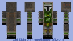 Yobi_Wan | My Player Skin Minecraft Skin