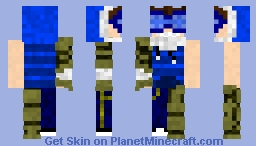 My Skin In Roblox. My Name In Roblox Is SonDuduG_4m3r Minecraft Skin