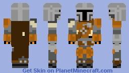 The Mandalorian (Season 1) Minecraft Skin