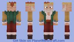 ↠ Merchant 2.0 [FRP] Minecraft Skin