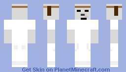 Ice V2 Minecraft Skin