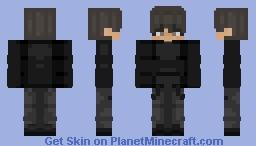 obime Minecraft Skin