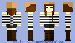 Couture Café Chic - Version 2 Minecraft Skin