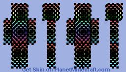 my last skin lookin' kinda different- Minecraft Skin