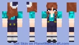 Free skin for Bucketofclams Minecraft Skin