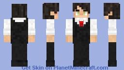JOE HAWLEY Minecraft Skin