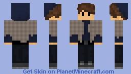 Sir Wilbur Soot :) Minecraft Skin