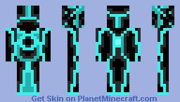 Advanced Technology Skin Minecraft Skin