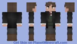 [COMMISSION] 𝓜𝓪𝓶𝓪'𝓼 𝓫𝓸𝔂 Minecraft Skin