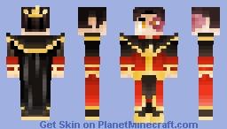Zuko (Firelord) Minecraft Skin