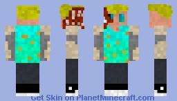 Persona Corrupted Minecraft Skin