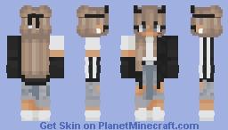 Another Devil Cutie (fixed skin?) Minecraft Skin