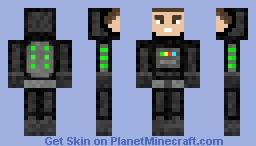 LIFE IN SPACE - Crazy Skin (Minecraft Roleplay) Minecraft Skin