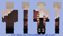 [LOTC] Pelted Pete Minecraft Skin