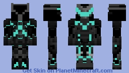 MORDERN ARMOR PARTICIPATED IN 2121 SKIN CONTEST Minecraft Skin