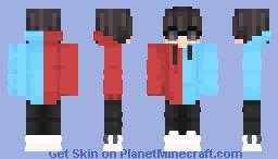Fuzz575 Minecraft Skin