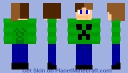 BiPerson Minecraft Skin