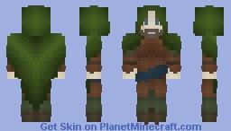 [Request] Ranger of Eastwood Minecraft Skin