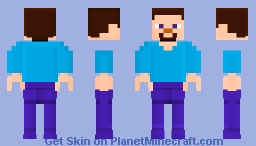 Lego Minecraft Steve | Lego Contest Minecraft Skin