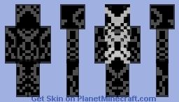 Night Venom Minecraft Skin