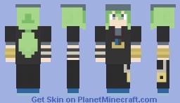 Pokémon Masters EX - N and Zekrom EX Minecraft Skin