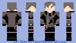 Mercury Black (Rwby Vol 8) Minecraft Skin