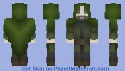 [Request] Ranger of Eastwood v.2 Minecraft Skin
