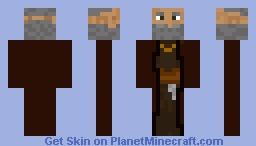 Count Dooku Minecraft Skin