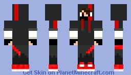 Fortnite Ikonik skin Minecraft Skin