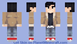 LordValentins Skin (for a friend) Minecraft Skin