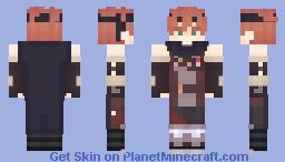Gaius Fire Emblem Awakening Minecraft Skin
