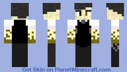 Midas Minecraft Skin