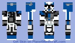 ARC Trooper Jesse Minecraft Skin
