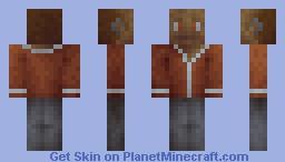 Tom Laste, Certified Nobody Minecraft Skin