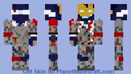 Ultron Mk1 | MCU Minecraft Skin