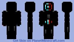 Reprogrammed Minecraft Skin