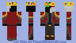 so i remade Ranboo's skin >:D pls im desperate Minecraft Skin