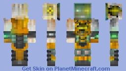 Kiosk_MK II Minecraft Skin