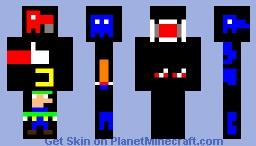 the game multiverse! [ZappyGrus game contest] Minecraft Skin