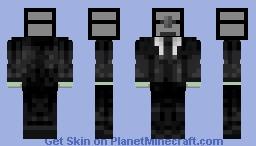 Storage Boss Minecraft Skin