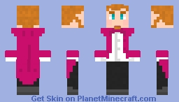 Your Narrator from JoshDub and the boys! Minecraft Skin