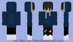 zane Minecraft Skin