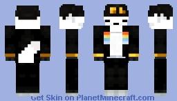arctic fundy Minecraft Skin