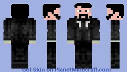 Businessman Minecraft Skin