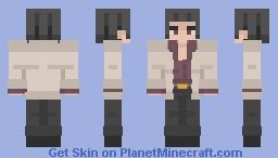 Kazuma Kiryu (Yakuza Minecraft Skin) Minecraft Skin
