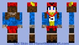 Skye Minecraft Skin (Fortnite) Minecraft Skin