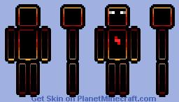 Red dude (Please sub!) Minecraft Skin