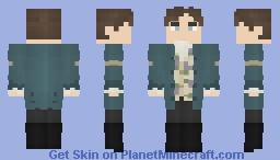 [LOTC] Teals & Lilacs Minecraft Skin